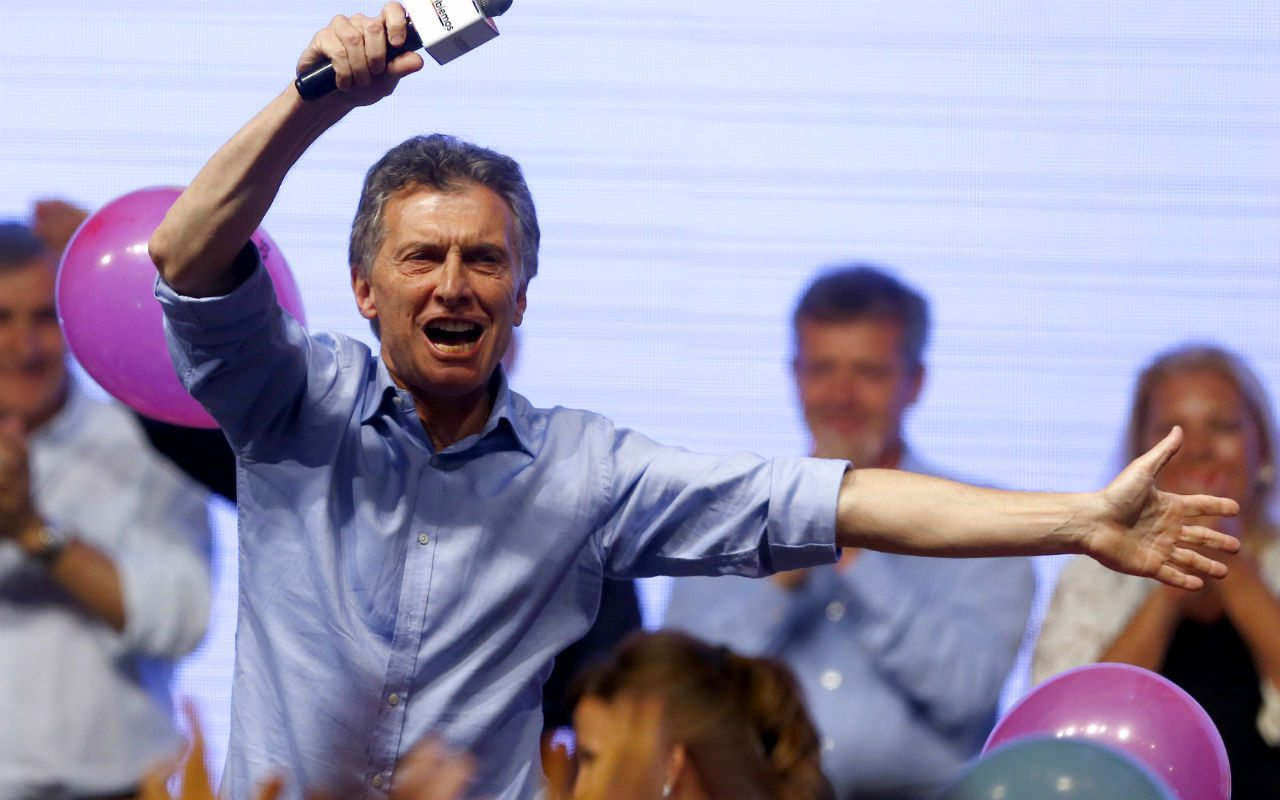 ¿Macri será el nuevo catalizador del cambio en Latinoamérica?