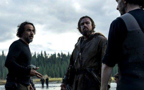 La fiesta de Iñárritu y DiCaprio