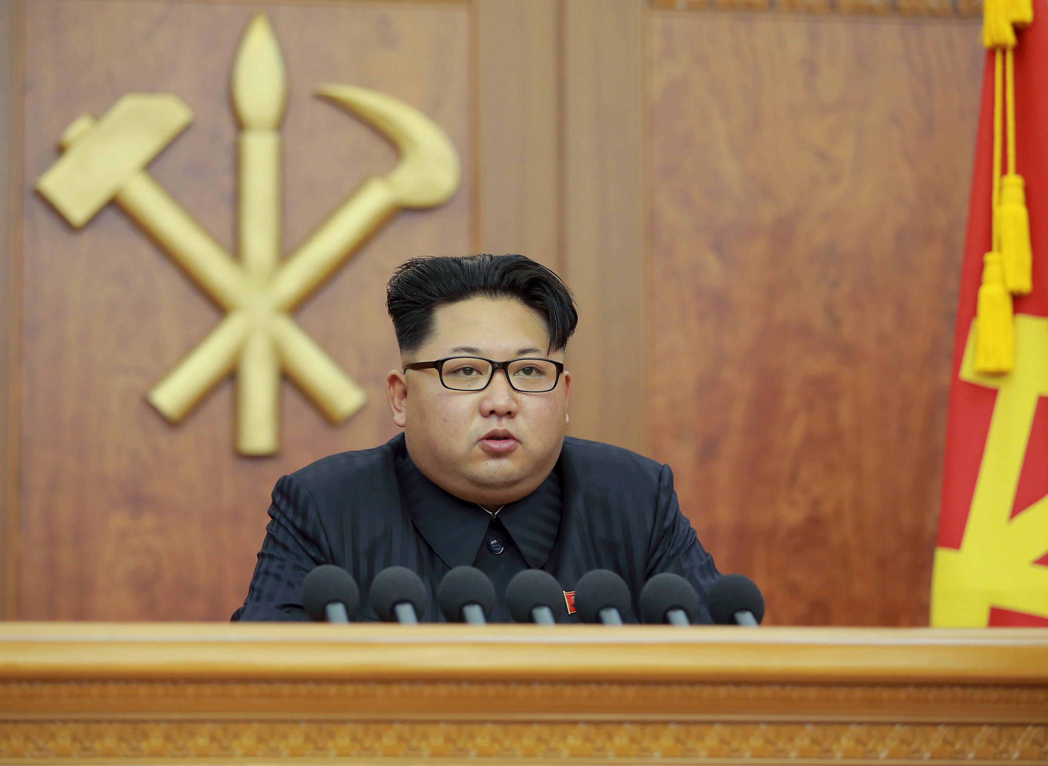 Líder de Norcorea recibe carta de Trump