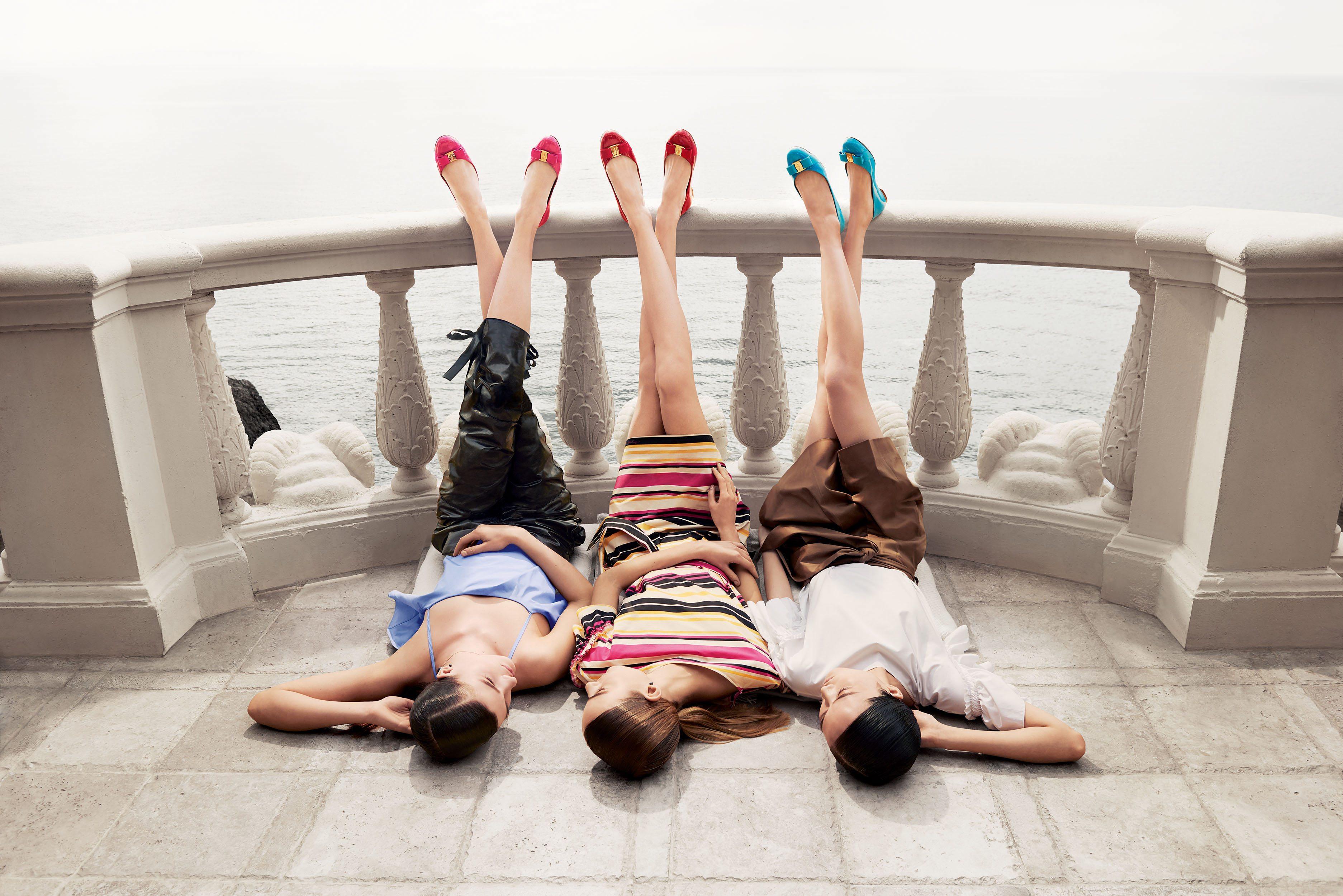 El mundo de la moda presenta nuevas campañas