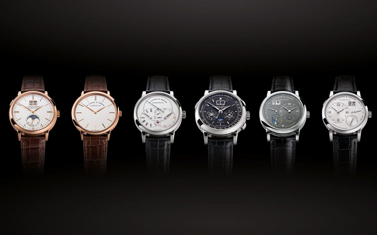 Los siete relojes más deseados de A. Lange & Söhne