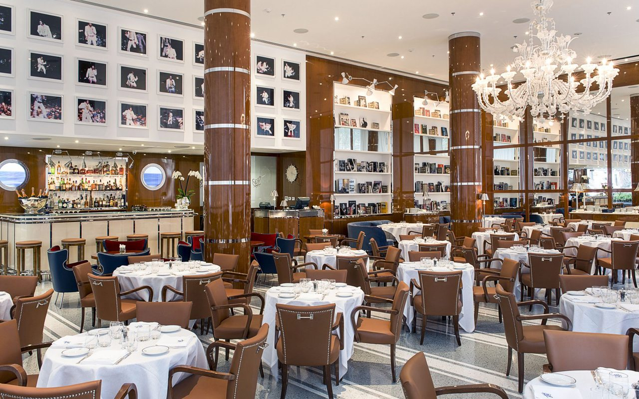 Cipriani, el Padrino de la gastronomía italiana