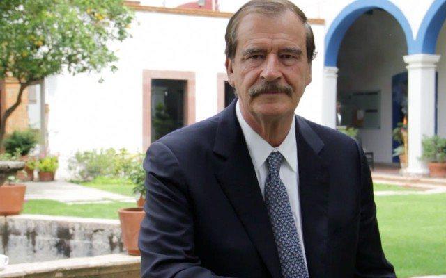 Foto: Vicente Fox, expresidente de México (Foto: Centro Fox).
