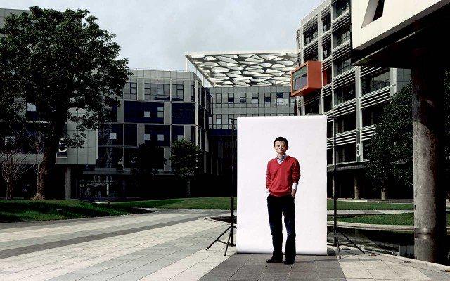 Jack Ma. (Foto: Chad Ingraham).