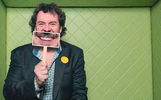 Nic Marks, CEO de la empresa británica Happiness Works. (Foto: Fernando Luna).