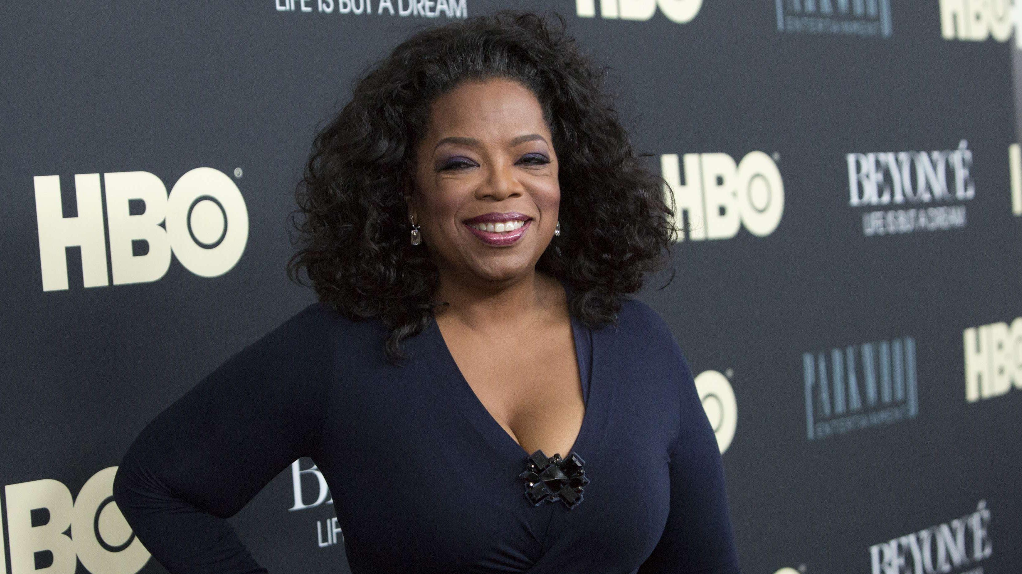 Oprah Winfrey dona 10 mdd para enfrentar coronavirus