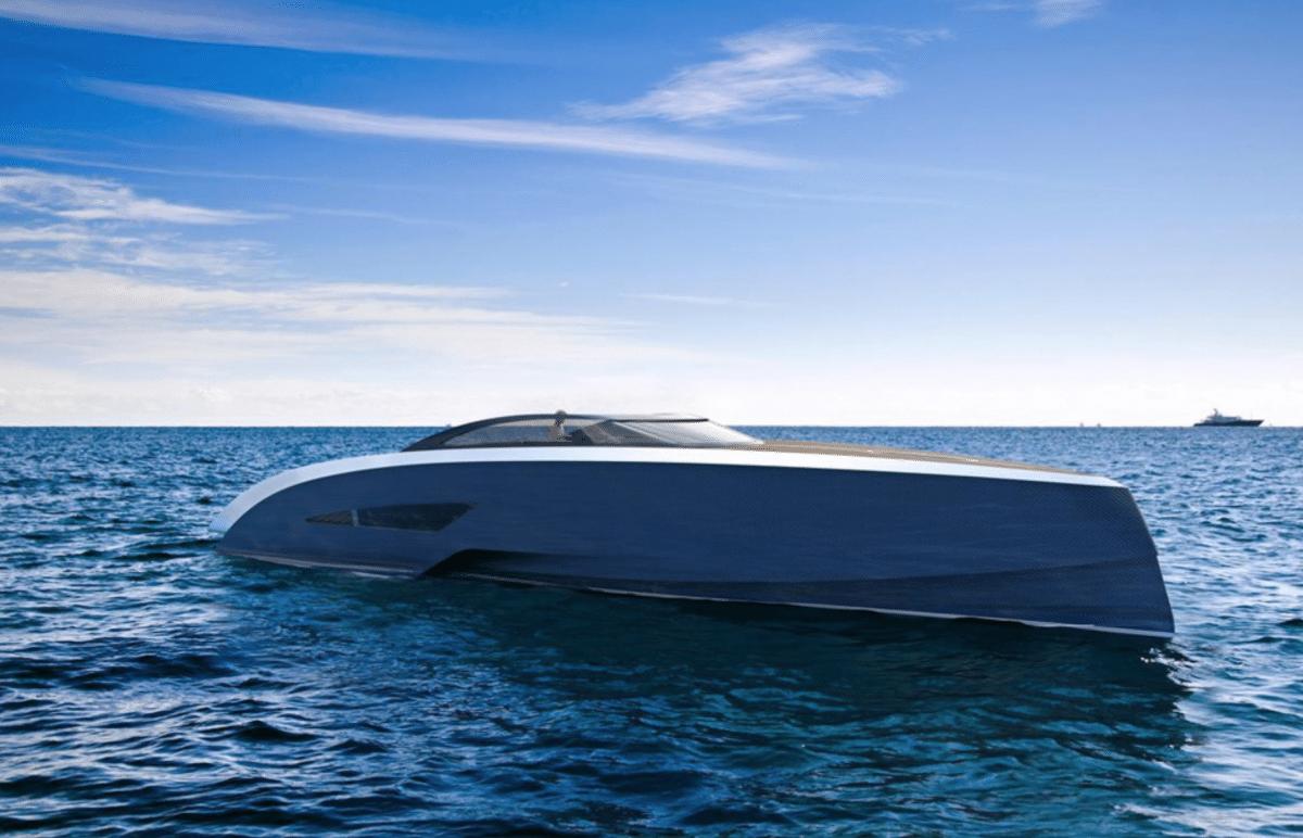 El yate creado por Bugatti y Palmer Johnson