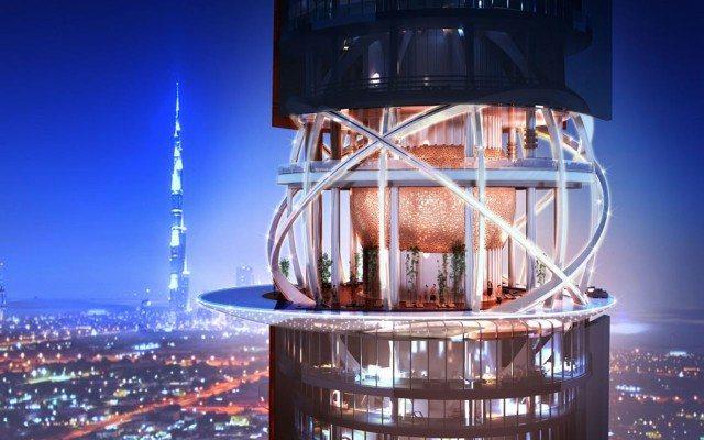¿Un bosque en medio del desierto?  Sólo en Dubai. (Foto: Cortesía.)