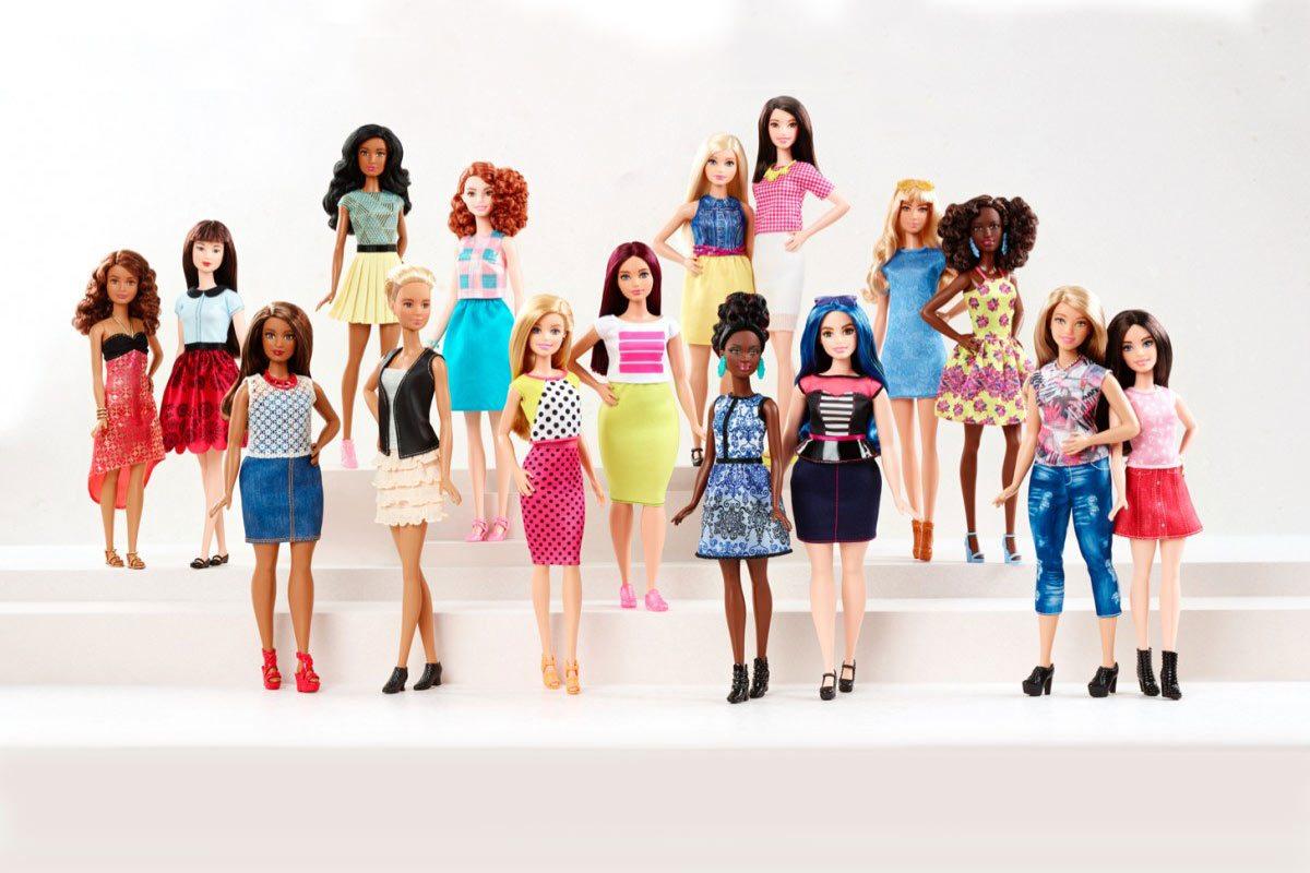 Mattel dice adiós a una Barbie para todas las tallas y colores