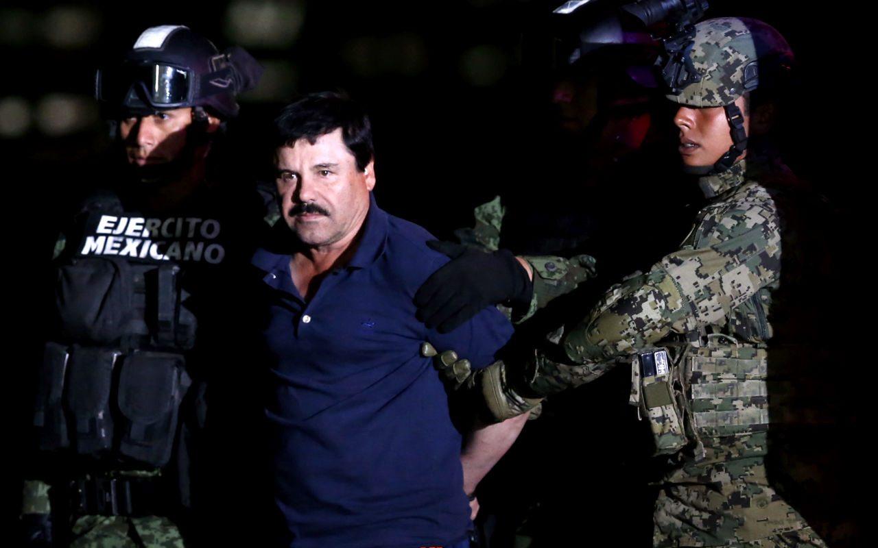 """¿Cuándo sería extraditado """"El Chapo"""" a Estados Unidos?"""