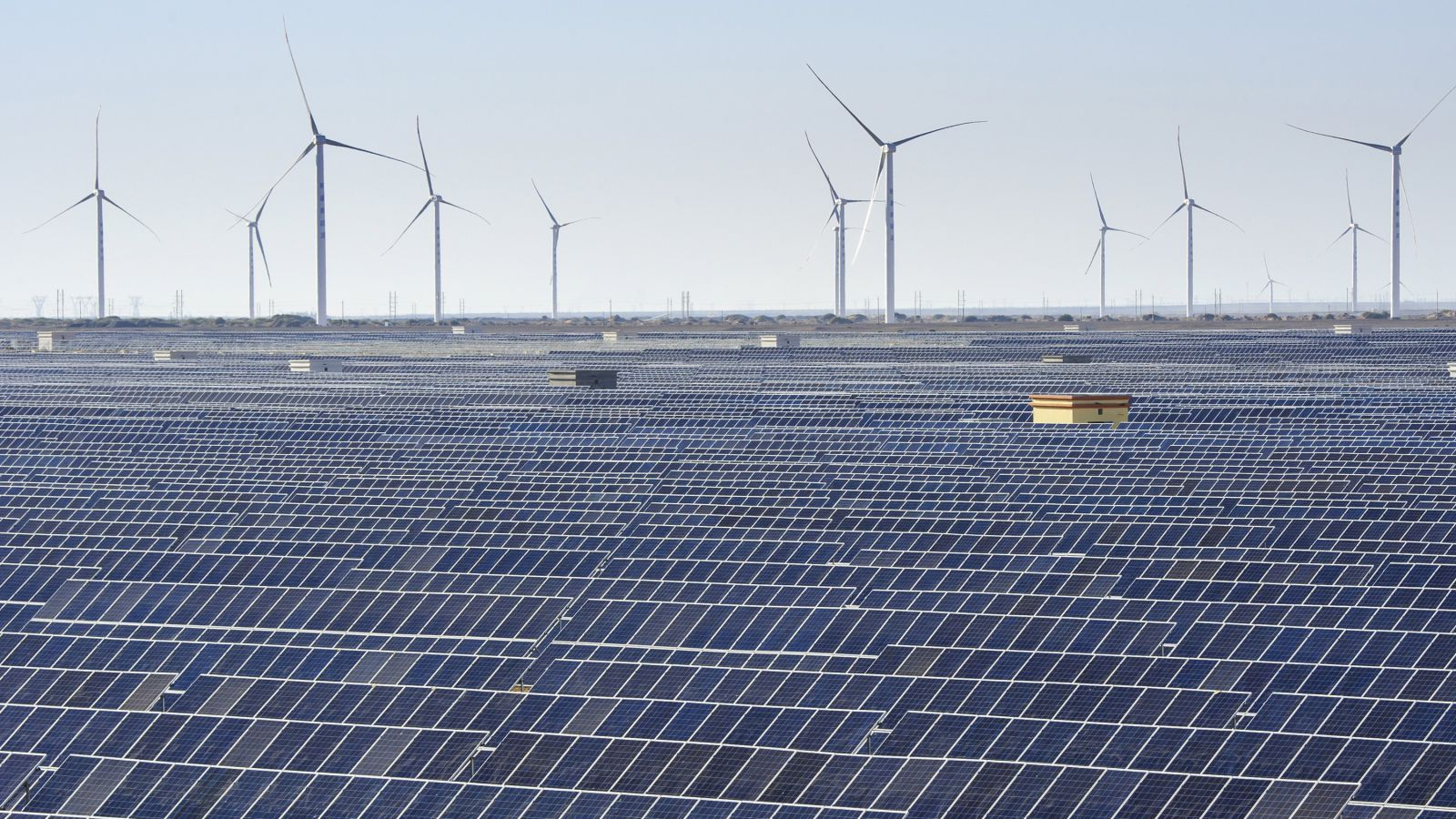 Sólo 5% de los hogares mexicanos usa energías renovables