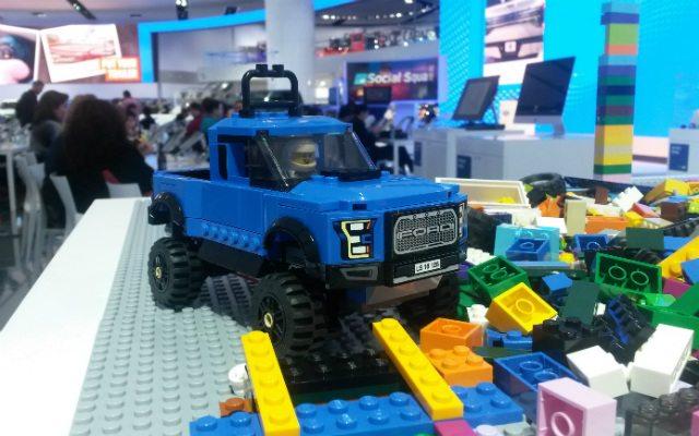 Lego enfrenta caída en sus ventas por primera vez en 13 años