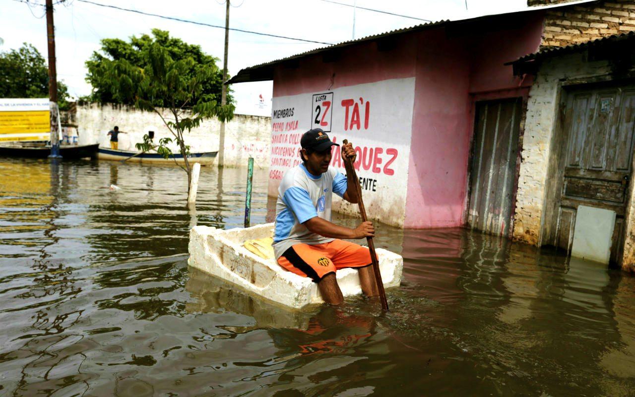 Políticos indiferentes ante cambio climático inminente: ONU