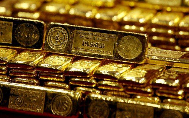 El 'dragón' asiático continúa empoderándose por la vía de la acumulación masiva de oro. (Foto: Reuters)