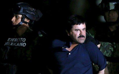 """Juez aprueba la extradición de """"El Chapo"""" a EU"""