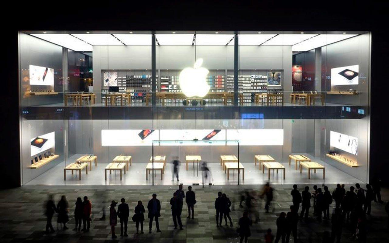 Apple pagará 38,000 mdd en impuestos por ventas fuera de EU
