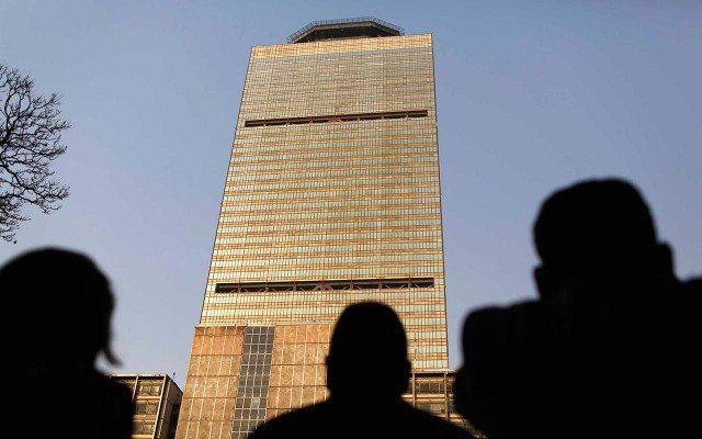 Torre de Pemex. (Fofo: Reuters).