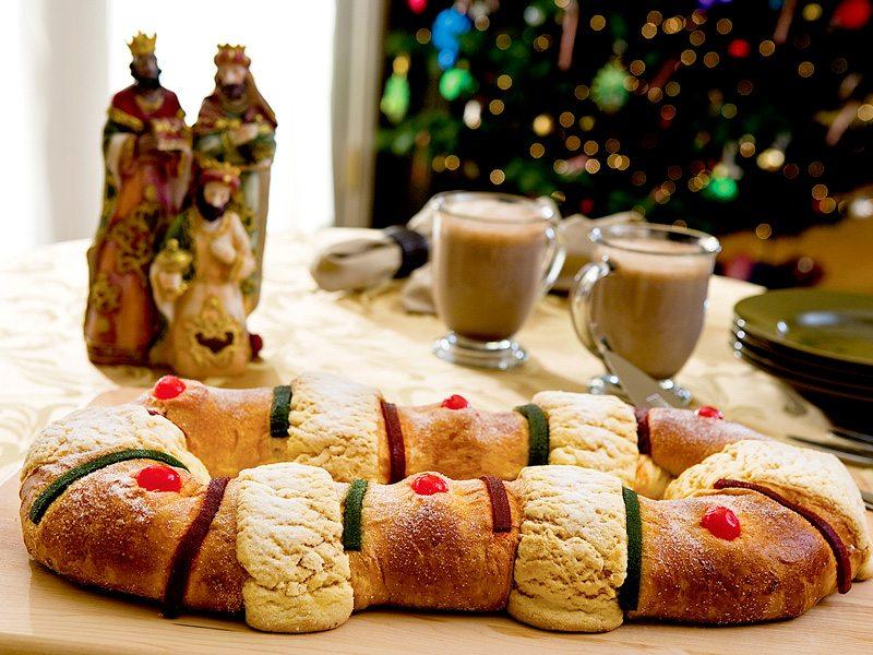 Se venden en México 4 millones de roscas de Reyes