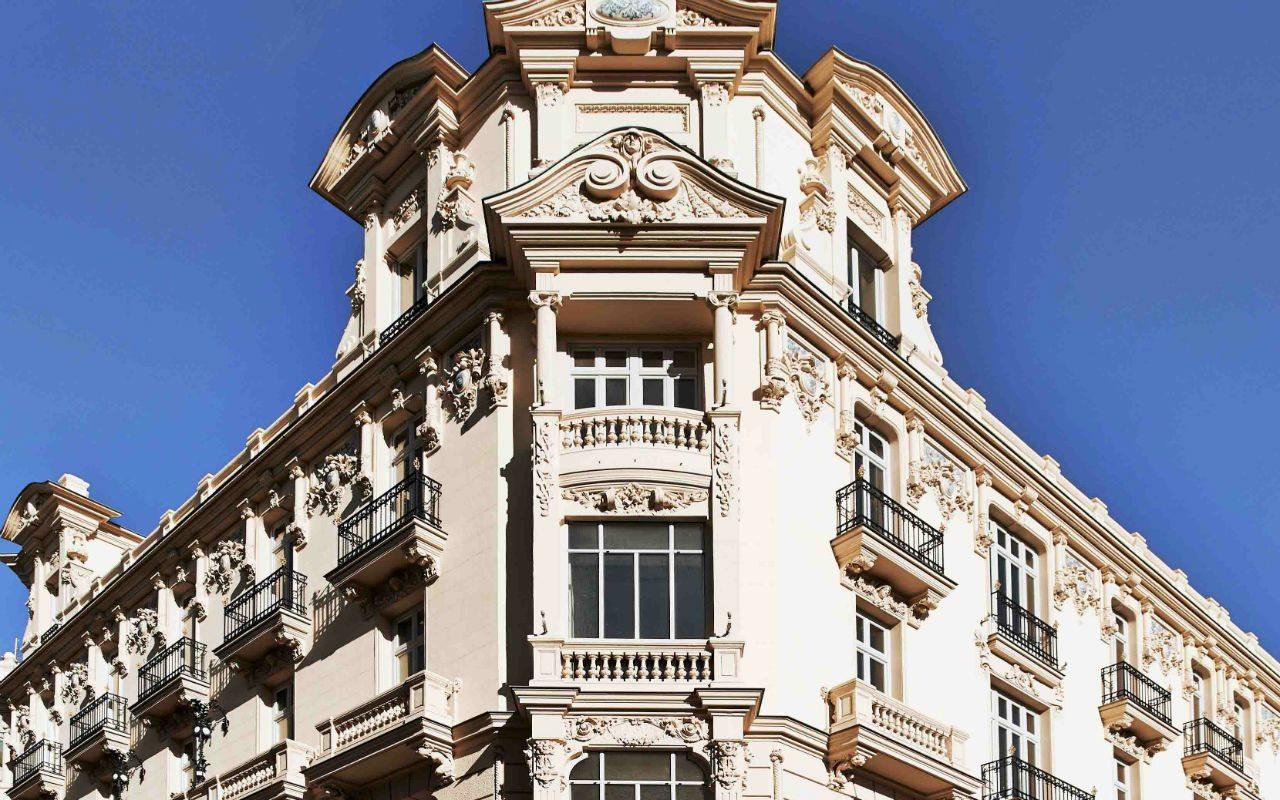 Urso Hotel & Spa, un clásico moderno