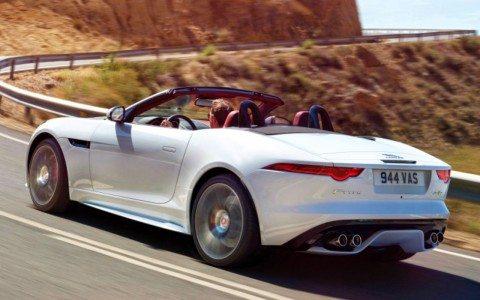 Jaguar F-Type: potencia seductora