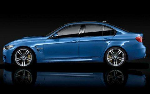 BMW M3: el poder se escribe con M