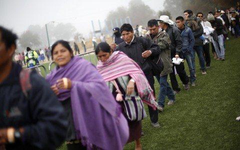 El Papa visita Chiapas, el estado más pobre y menos católico de México