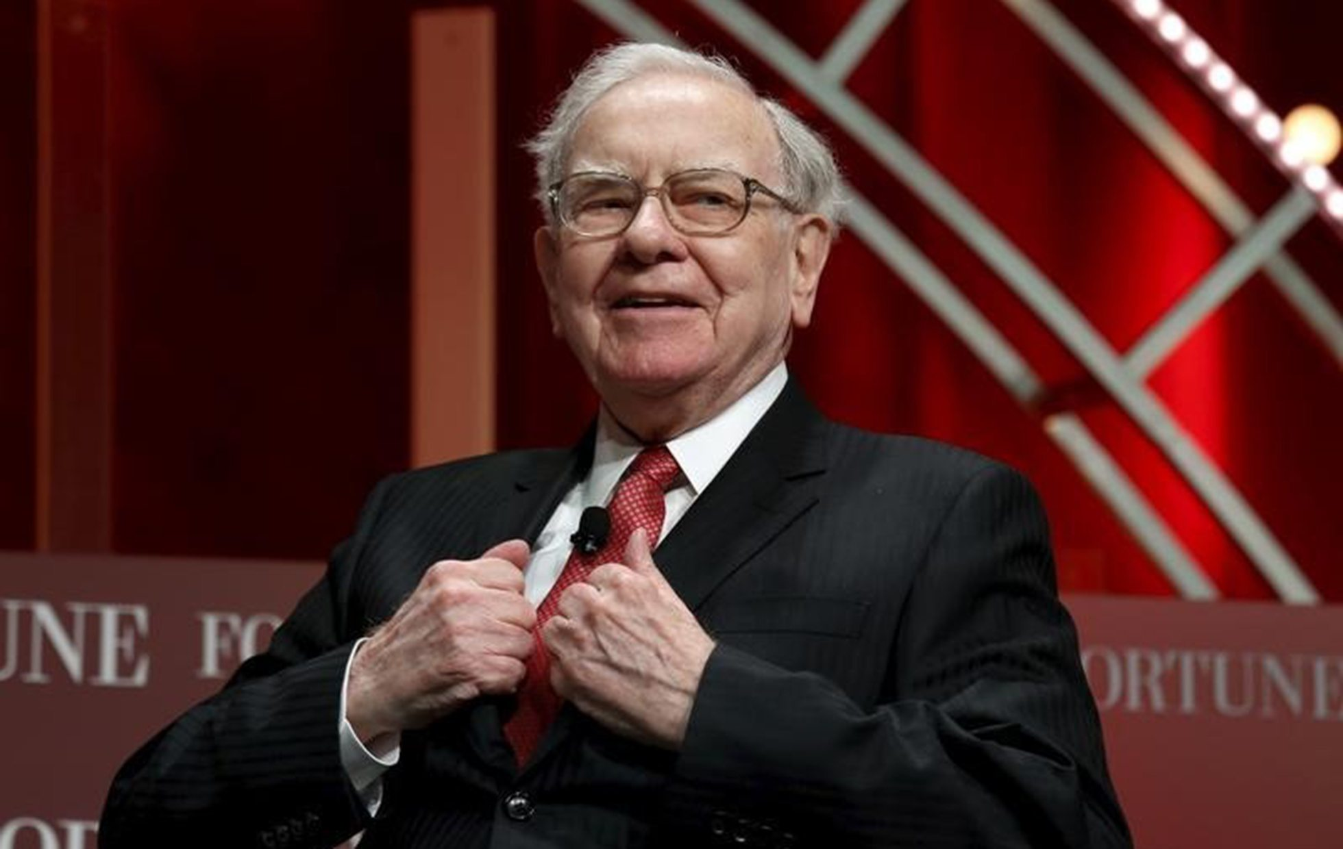 3. Warren Buffett. Fortuna: 60,800 mdd. (Foto: Reuters.)