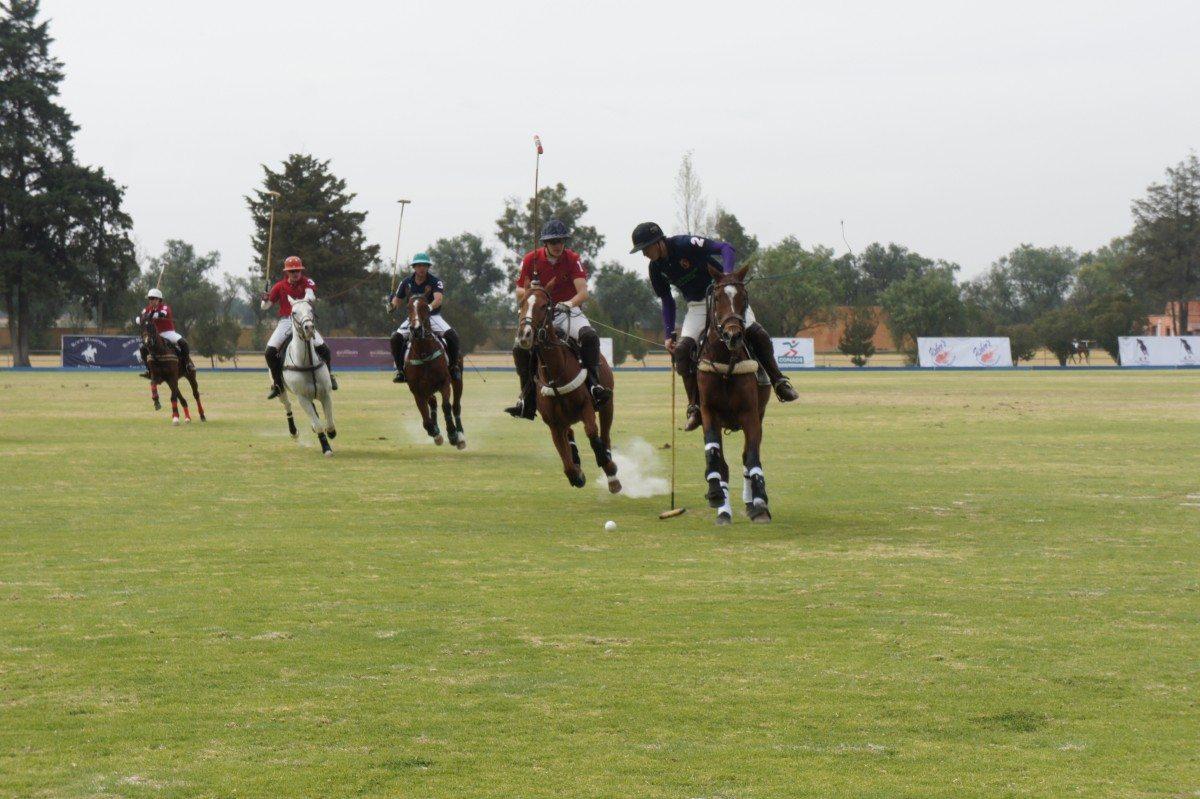 Polo, deporte de reyes y caballeros