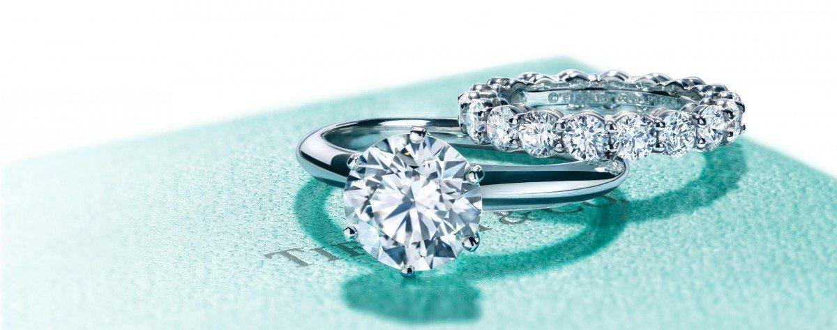 Resultado de imagen para anillos de compromiso tiffany muchos