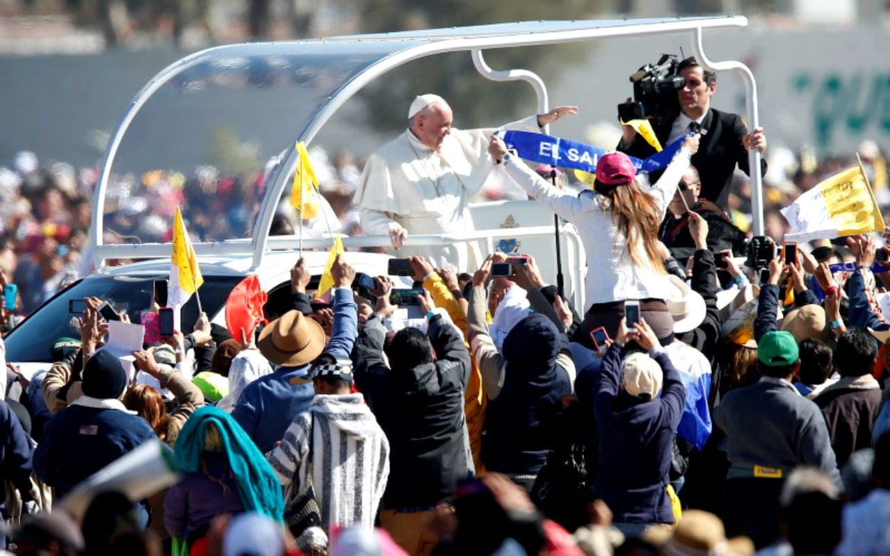La Santa Sede (y el papa) en tiempo real