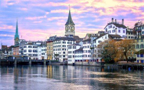 Los cautivadores tesoros de Suiza