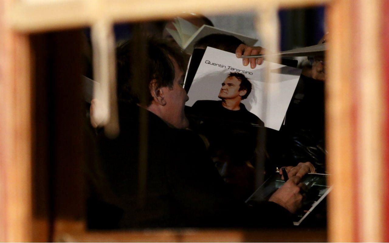Sony Pictures cancela Master Class de Quentin Tarantino en Toreo