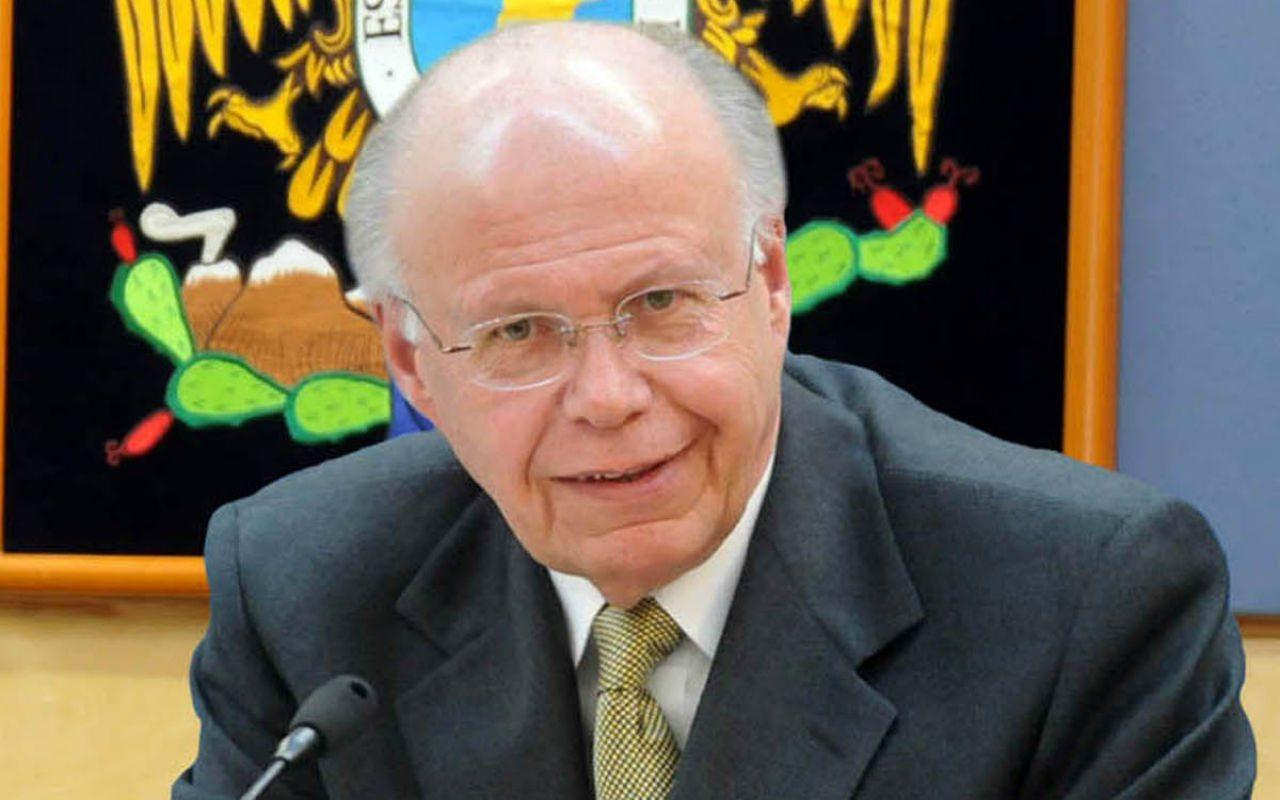 Radiografía de José Narro, nuevo secretario de Salud