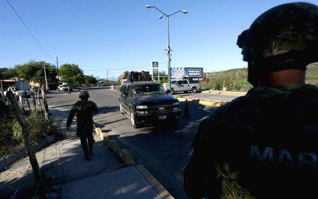 Veracruz, uno de los estados más afectados por la violencia. (Foto: Reuters.)