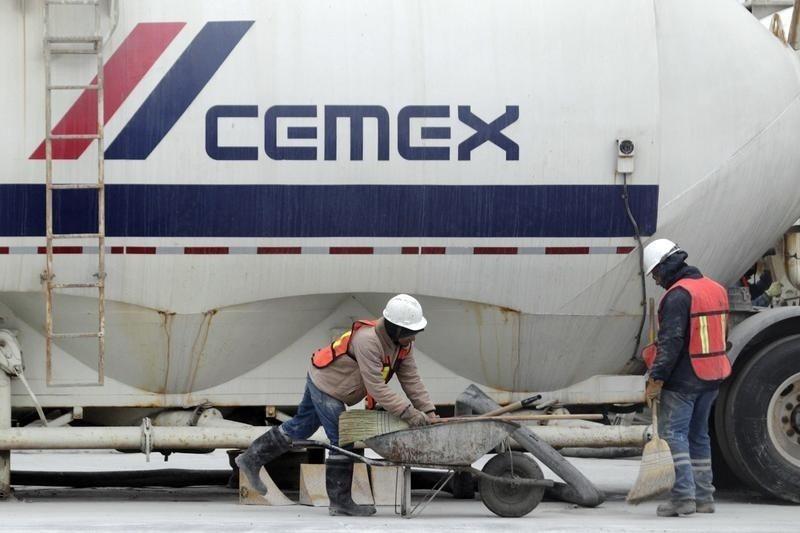 Cemex reporta alza en sus ventas netas en cuarto trimestre