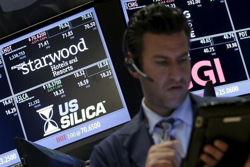 Wall Street y bonos del Tesoro de EU caen por anuncio de la Fed