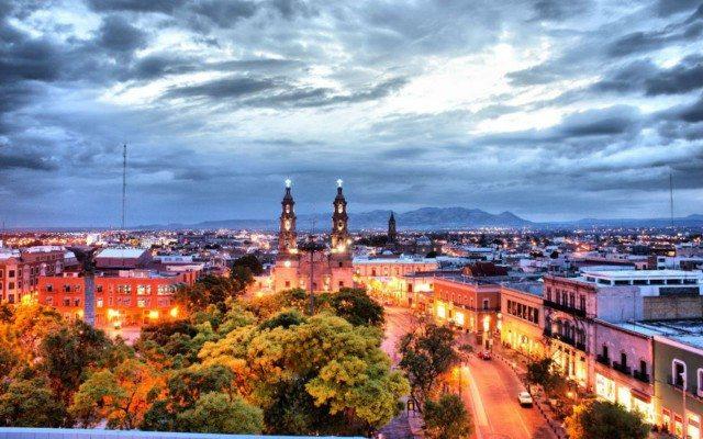 Aguascalientes encabeza los primeros peldaños entre las regiones con mayores crecimientos económicos en el país (Foto: @Aguascalientes).