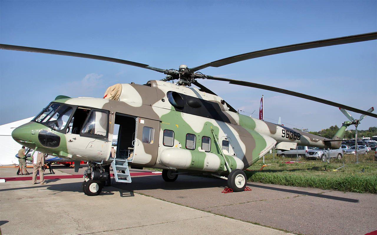 Rostec busca ampliar presencia en México y Latam con helicópteros