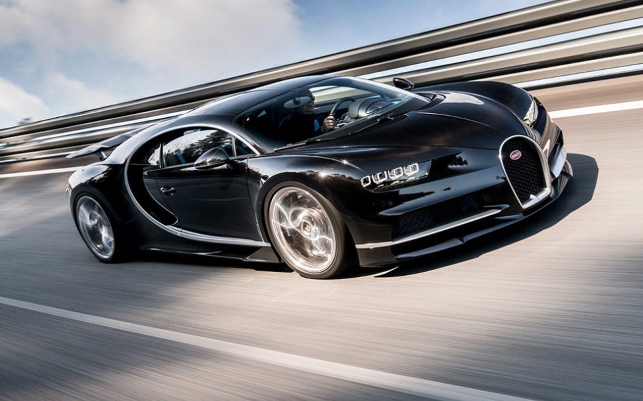 Con sus 1500 caballos de fuerza, llegó el Bugatti Chiron