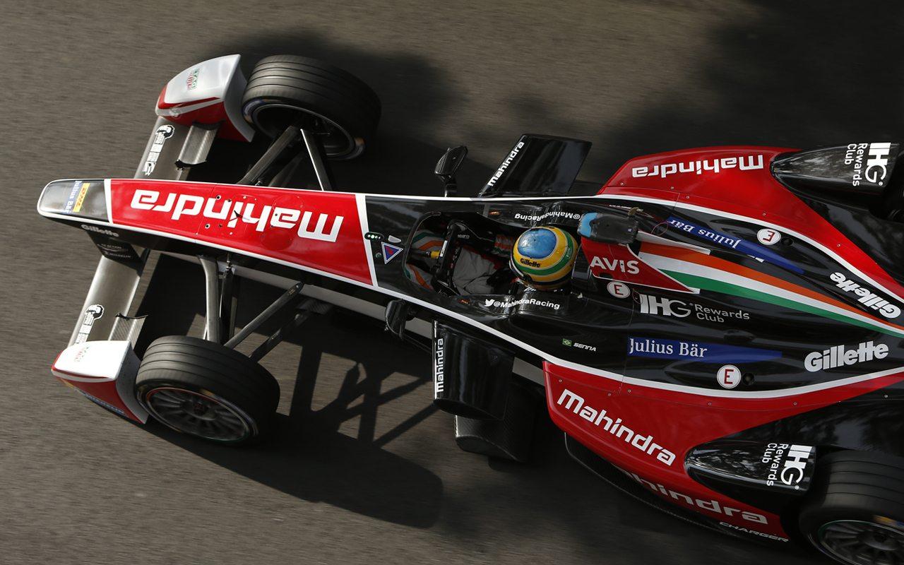 Bruno Senna, de F1 a Fórmula E