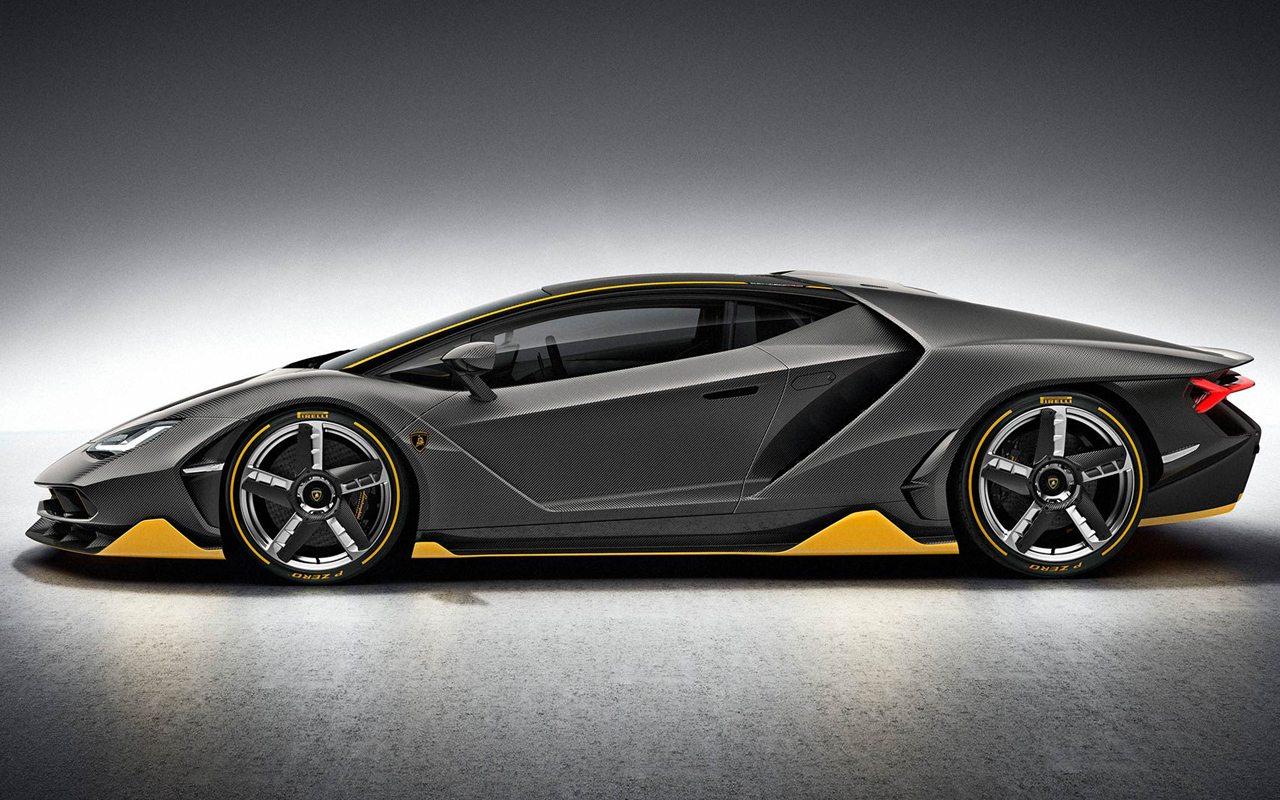 El nuevo Lamborghini celebra 100 años de su fundador