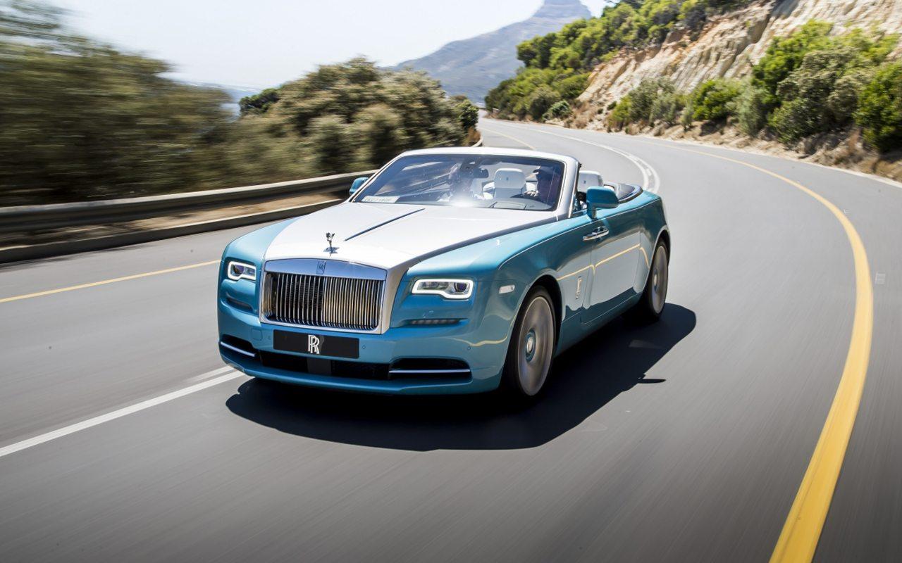 El Rolls-Royce más seductor