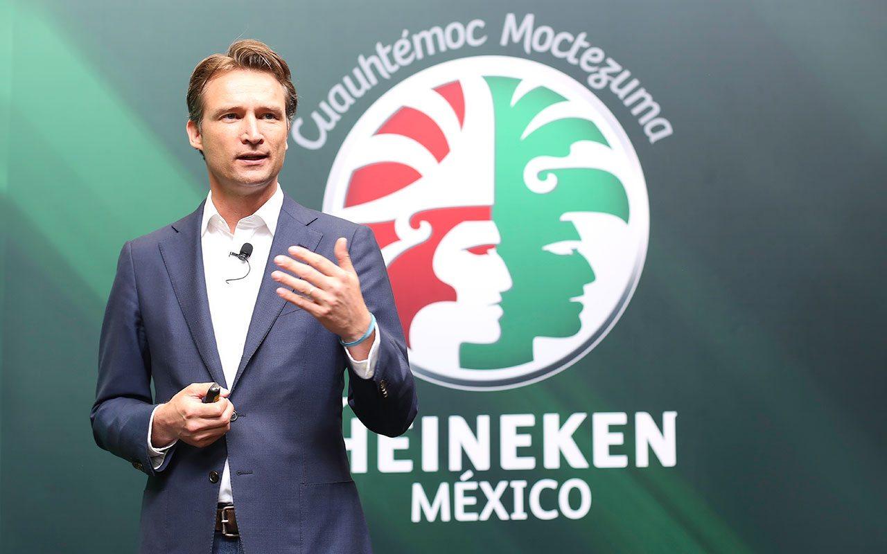 Heineken inaugura su séptima planta en México con 500 mdd