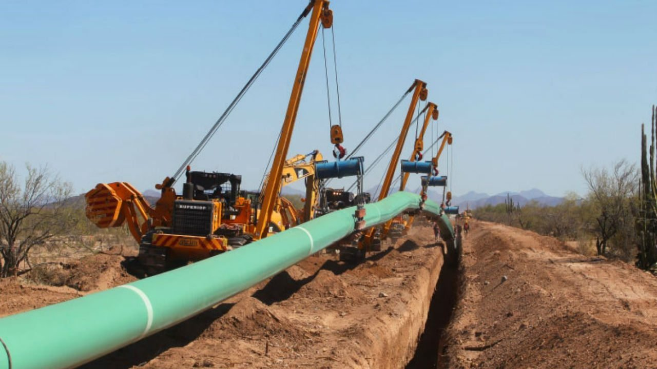 Estados Unidos quiere invertir en gasoducto en el sur de México