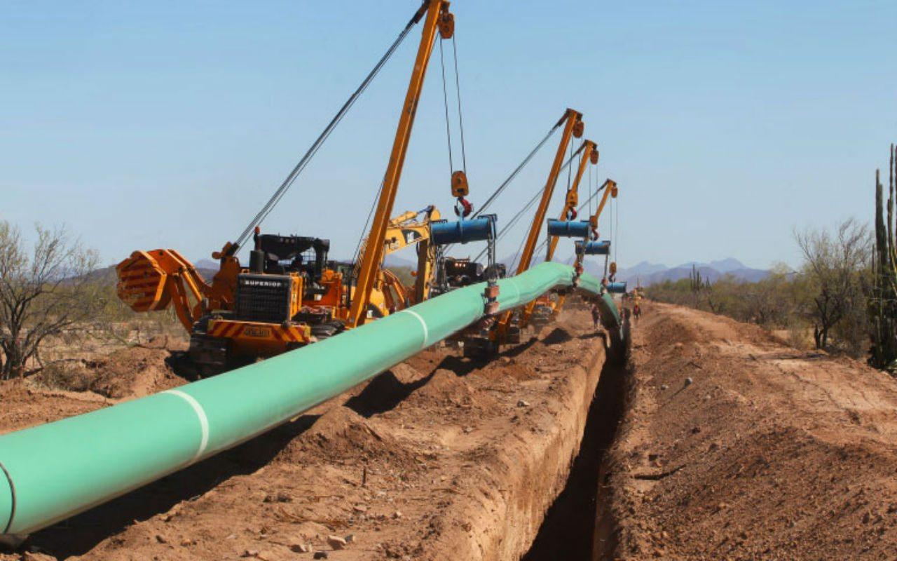 Juez niega amparo a tribu yaqui en contra de gasoducto 'leonino'