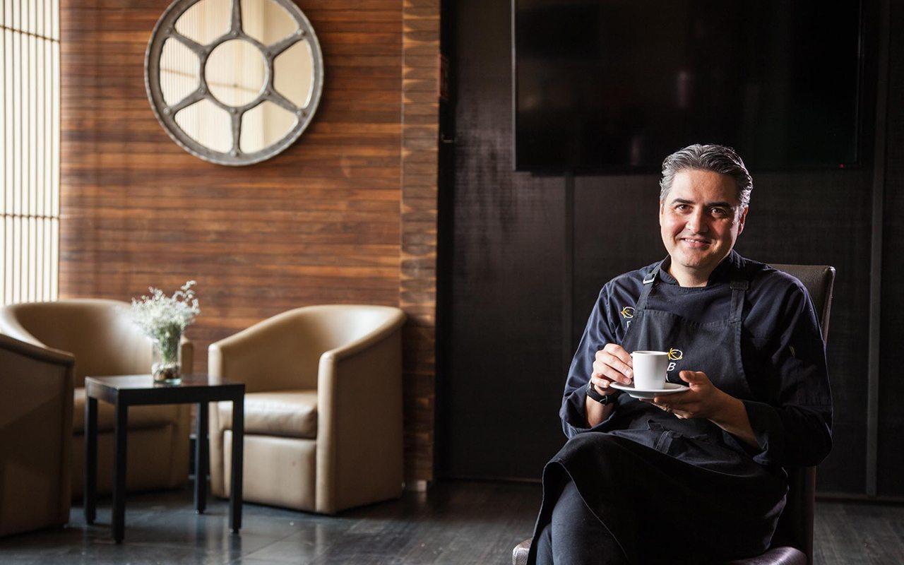 Lur, el nuevo proyecto del Chef Mikel Alonso