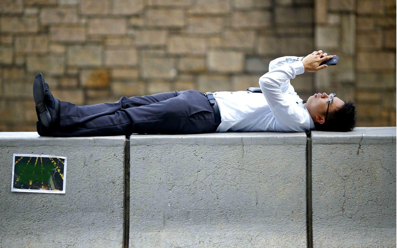 Cansancio: enemigo mortal de la productividad