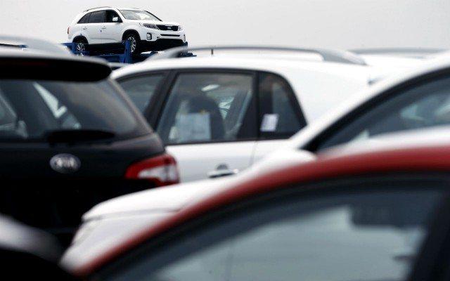 Automóviles. (Foto: Reuters)
