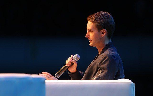 Evan Spiegel, cofundador de Snapchat. (Foto: Fundación Telmex.)