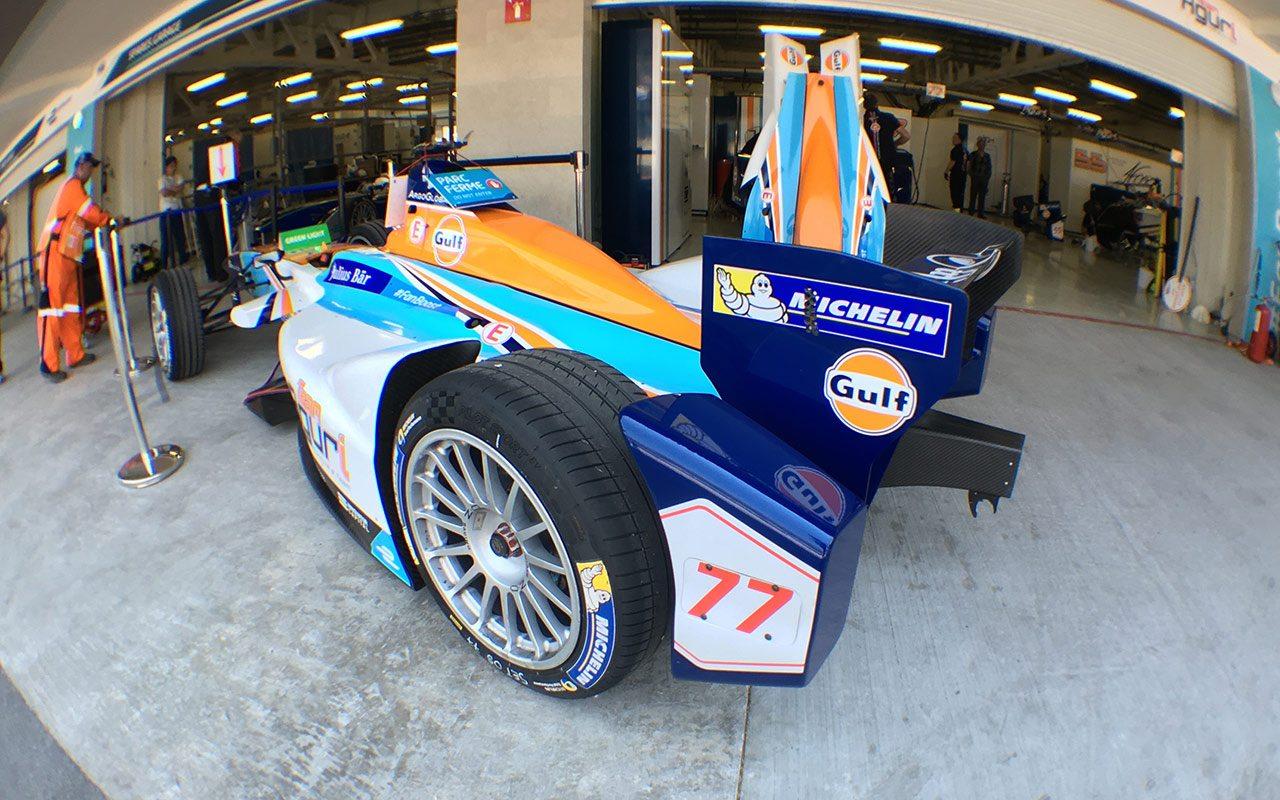 Fórmula E, (casi) el mismo espíritu que la F1